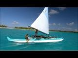 Жемчужина Тихого океана - остров Бора-Бора
